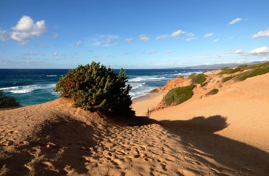 Spiaggia Di Piscina Piscinas Sardegna Arbus Costa