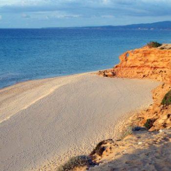 Spiaggia di SCIVU - ARBUS - costa verde