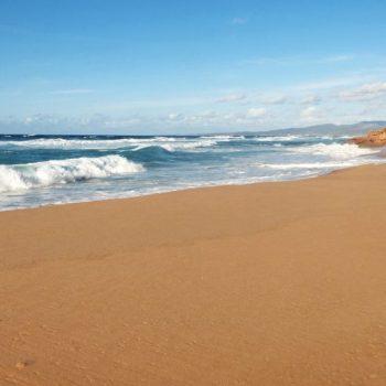 Spiaggia di Piscinas